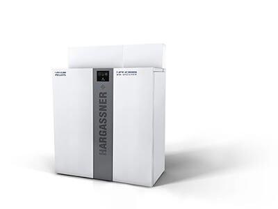 Hargassner Pellets Nano Boiler